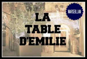 la table demilie